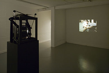 Roman Ondák, <em>Lucky Day</em>, 2006<br />film en 16 mm en boucle, couleur, muet, 4'<br />Courtesy de l'artiste, gb agency Paris, Galerie Martin Janda, Vienna et Galerie Johnen, Berlin